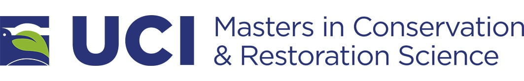 Masters in Conservation and Restoration Science at UCI
